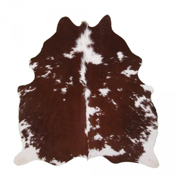 COW HIDE SALT AND PEPPER BROWN AND WHITE 1 - 2 M (1)